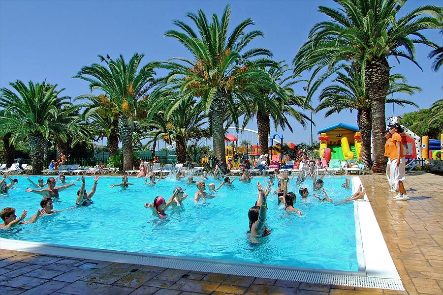 Sporting Club Village & Camping bij Mazara del Vallo (Trapani)