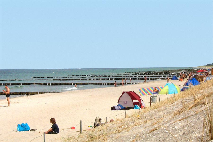 Camp. & Ferienpark Markgrafenheide bij Markgrafenheide (Mecklenburg-Voor-Pommeren)