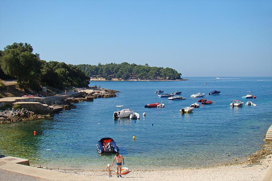 Camping Porto Sole bij Vrsar (Istrië)