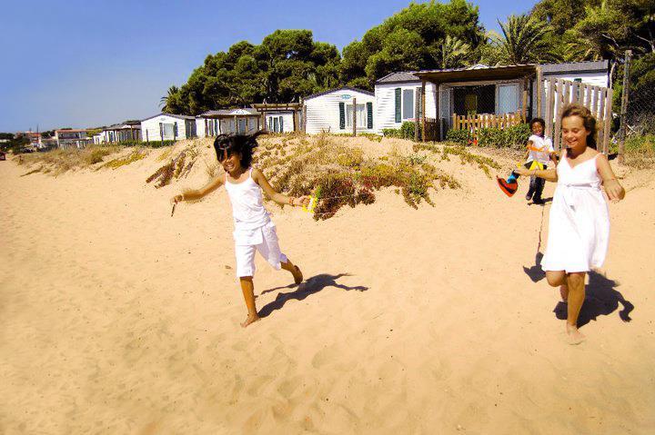 Camping Las Palmeras in Tarragona is een kindvriendelijke camping in Spanje