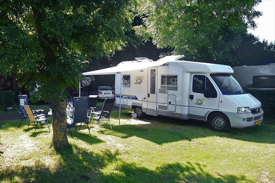 Camping Seasonova Les Mouettes in Veules-les-Roses is een kindvriendelijke camping in Frankrijk