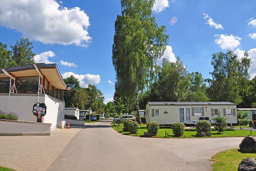 Camping Le Val de l'Aisne in Blier is een kindvriendelijke camping in België