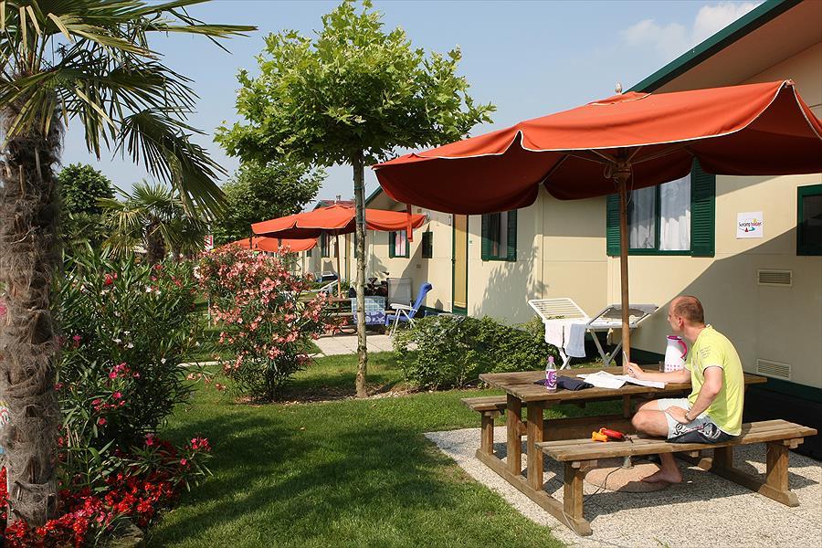 Camping Butterfly bij Peschiera del Garda (Verona)