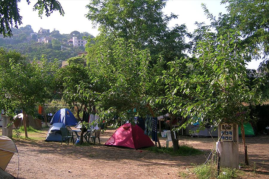 La Timpa International Camping Acireale in Acireale is een kindvriendelijke camping in Italië