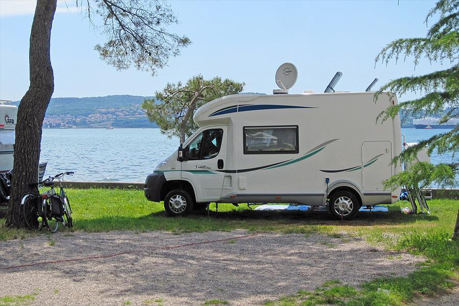 Camping Adria bij Ankaran ()