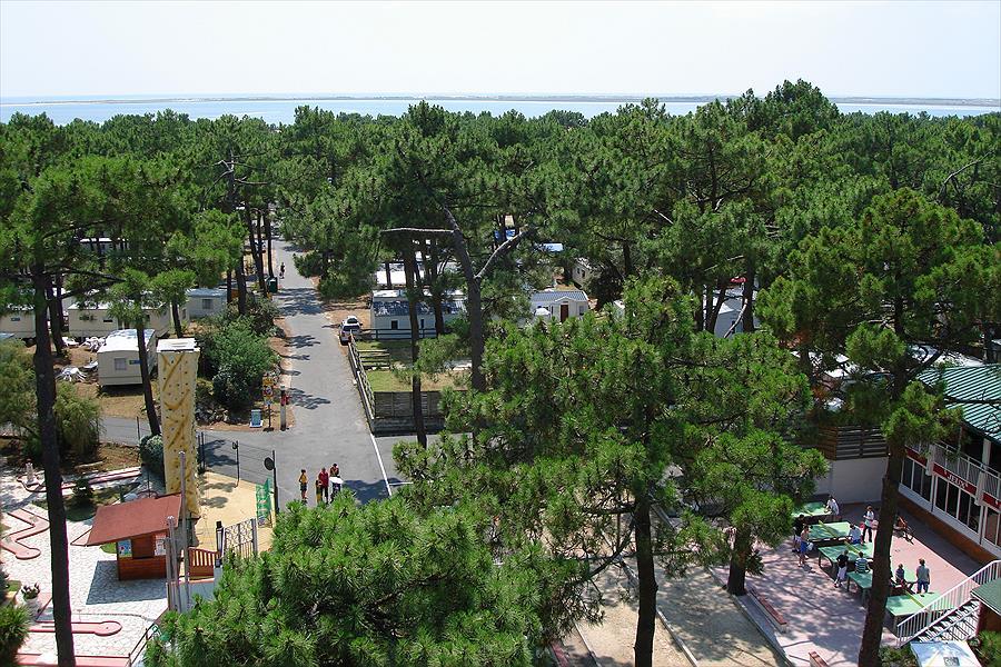 Siblu Camping Bonne Anse Plage in Les Mathes is een kindvriendelijke camping in Frankrijk