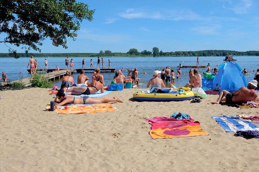 Camping- und Ferienpark Havelberge bij Groß Quassow (Mecklenburg-Voor-Pommeren)