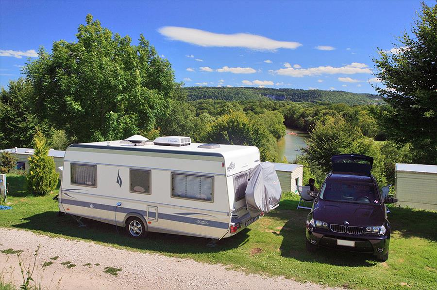 Camping Domaine de l'Épinette in Châtillon is een kindvriendelijke camping in Frankrijk