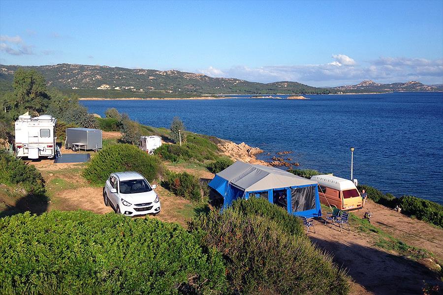 Camping Centro Vacanze Isuledda in Cannigione is een kindvriendelijke camping in Italië