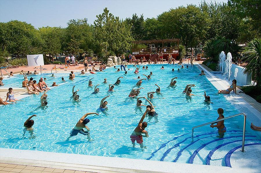 Camping - Tenuta Primero - Resort bij Grado (Gorizia)