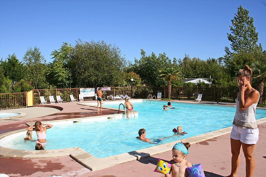 Camping Des Familles bij Grayan-et-l'Hôpital (Gironde)