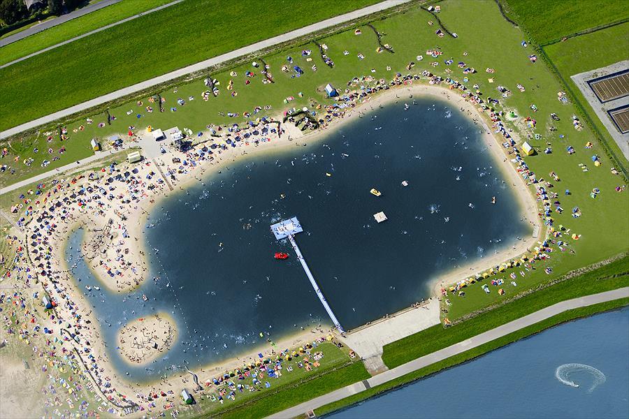 Knaus Campingpark Burhave / Nordsee in Butjadingen is een kindvriendelijke camping in Duitsland
