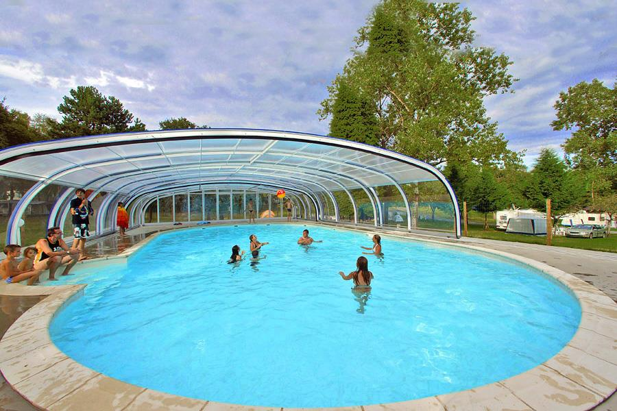 Camping du Lac de Miel in Beynat is een kindvriendelijke camping in Frankrijk