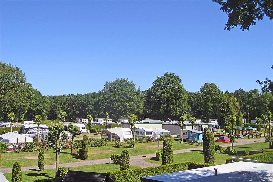 Camping Roland bij Afferden (Limburg)