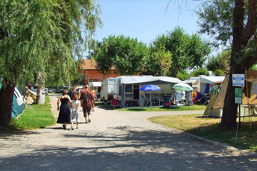 Camping Solcio bij Solcio (Novara)