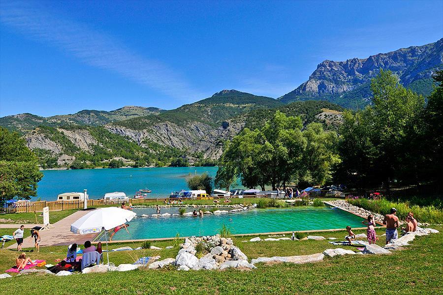 Campéole Le Lac Saint-Vincent-les-Forts