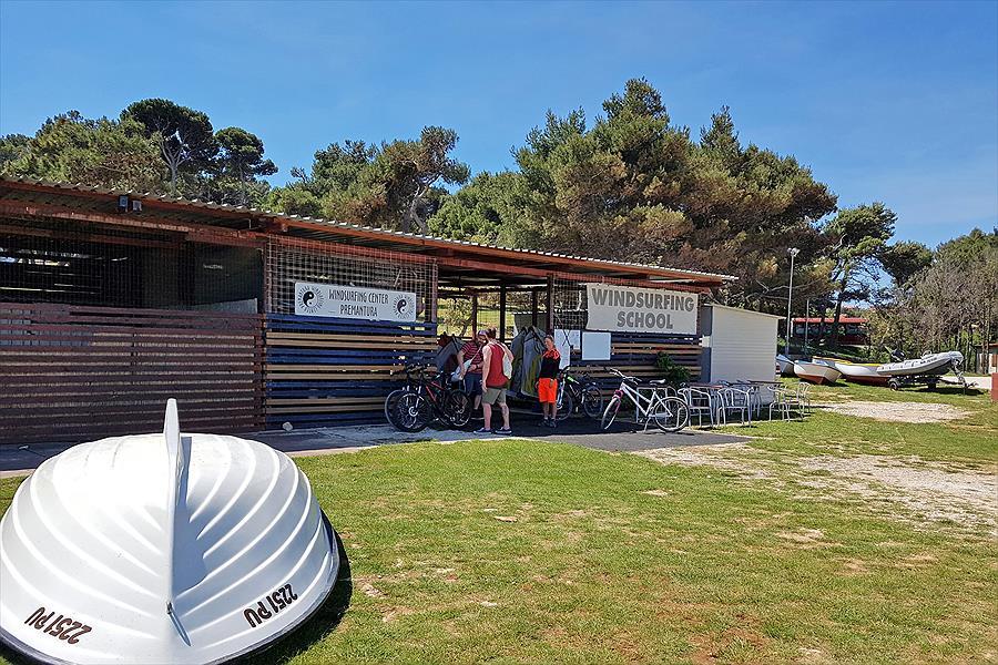 Arena Stupice Campsite bij Premantura (Istrië)