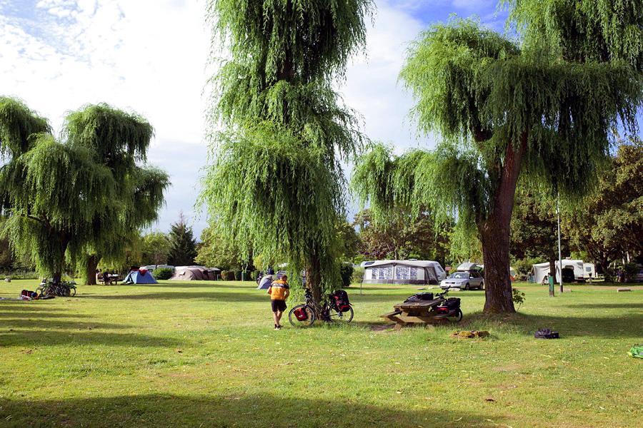 Camping Seasonova Les Portes d'Alsace in Saverne is een kindvriendelijke camping in Frankrijk