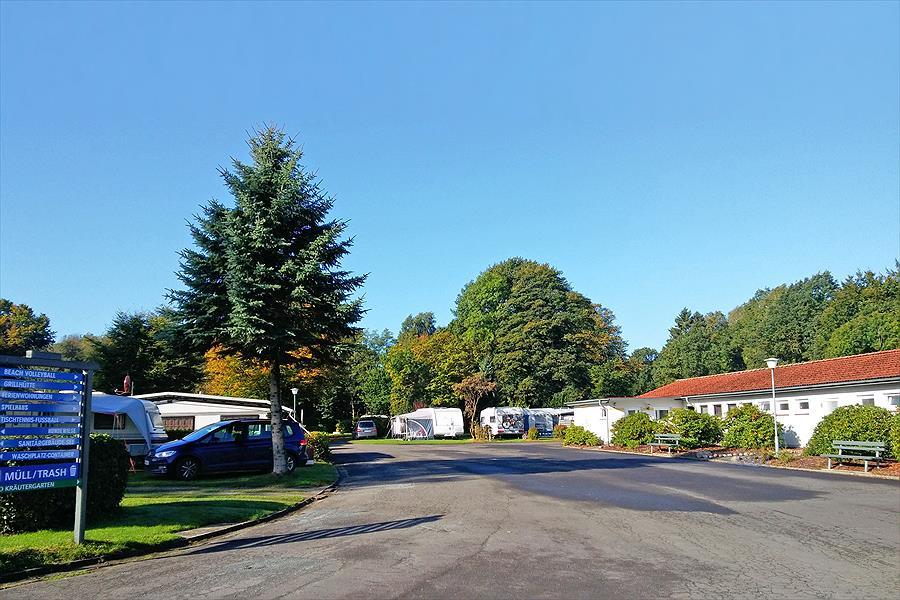 Knaus Campingpark Wingst bij Wingst (Nedersaksen)