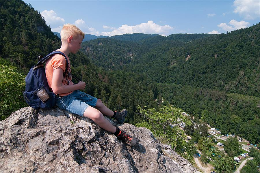 Camping Bled bij Bled ()