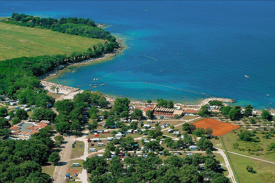 Aminess Maravea Camping Resort bij Novigrad (Istrië)