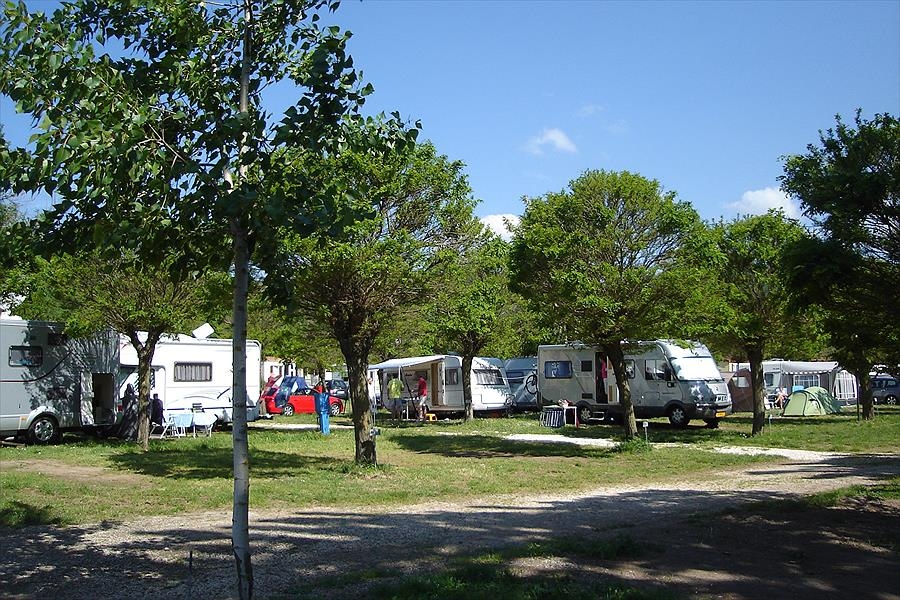 Camping Roma Flash bij Bracciano (Rome)