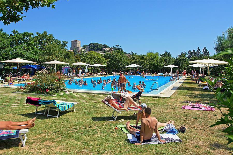 Camping Village Parco delle Piscine Sarteano