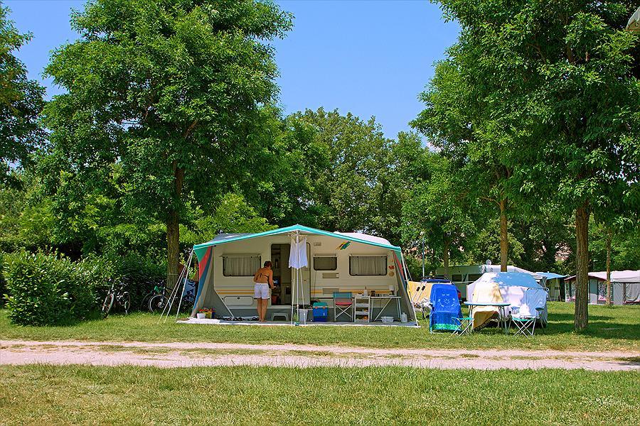 Camping Village Parco delle Piscine bij Sarteano (Siena)
