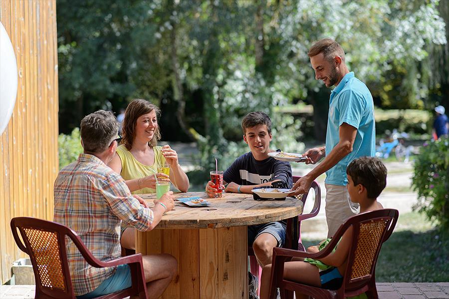 La Rivière in Couhé is een kindvriendelijke camping in Frankrijk