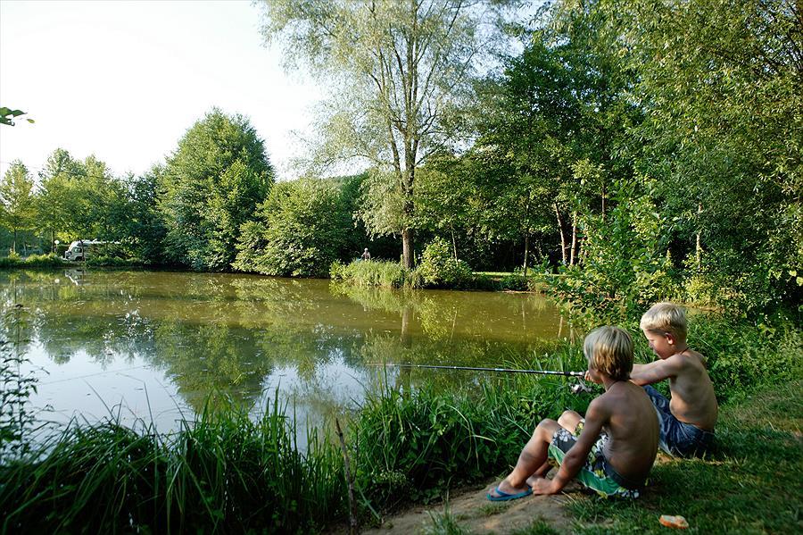 Camping Le Moulin du Roch bij Sarlat-la-Canéda (Dordogne)