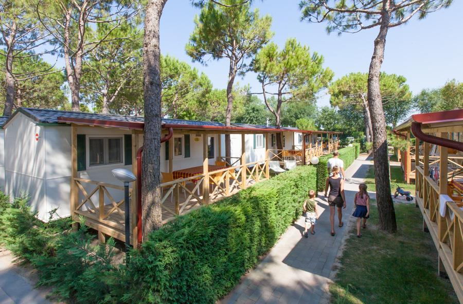 Camping Vela Blu bij Cavallino-Treporti (Venetië)