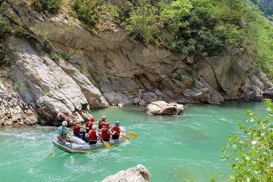 Camping RCN Les Collines de Castellane bij Castellane (Alpes-de-Haute-Provence)