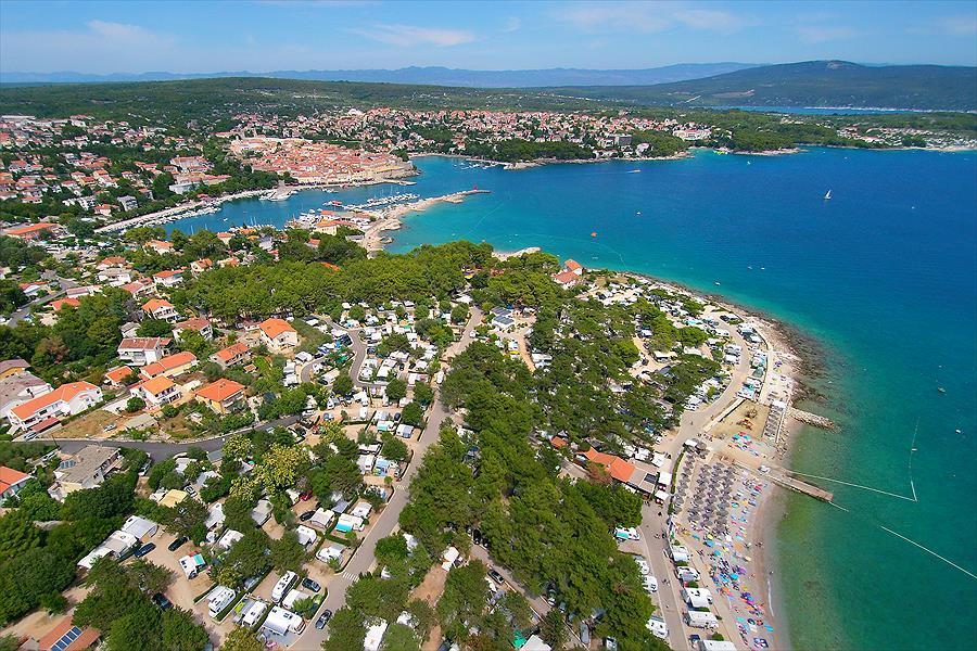 Jezevac Premium Camping Resort Krk
