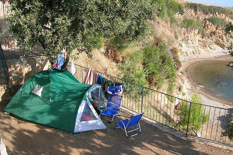 Camping & Village Rais Gerbi bij Finale (Palermo)