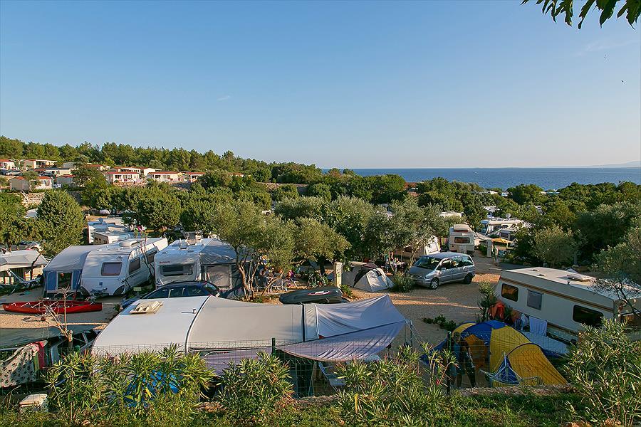 Krk Premium Camping Resort in Krk is een kindvriendelijke camping in Kroatië