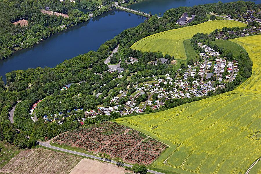 Knaus Campingpark Hennesee in Meschede is een kindvriendelijke camping in Duitsland