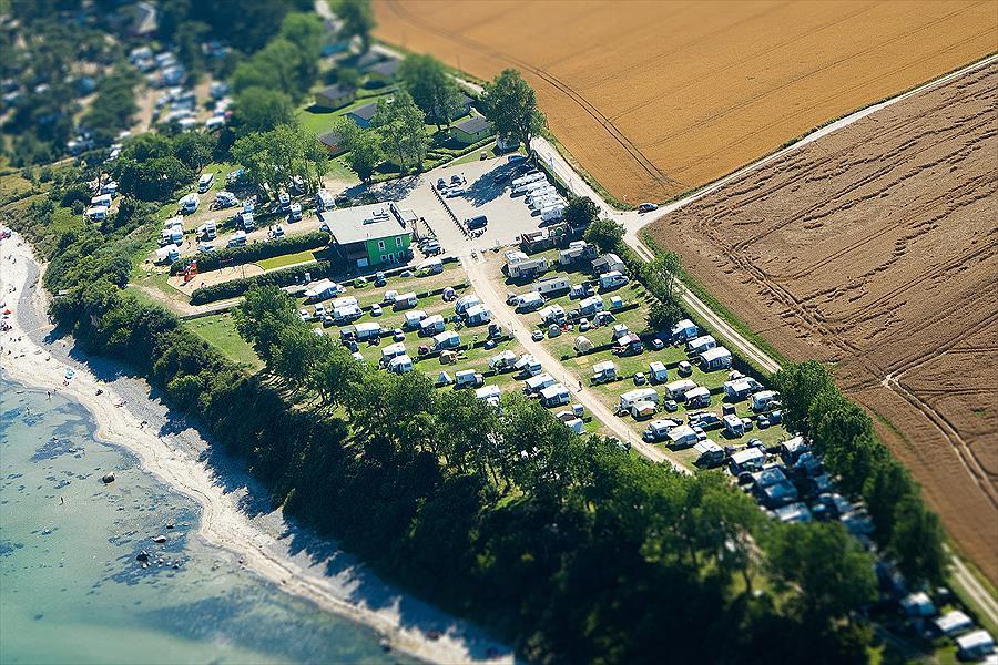 Knaus Camping- und Ferienhauspark Rügen Altenkirchen