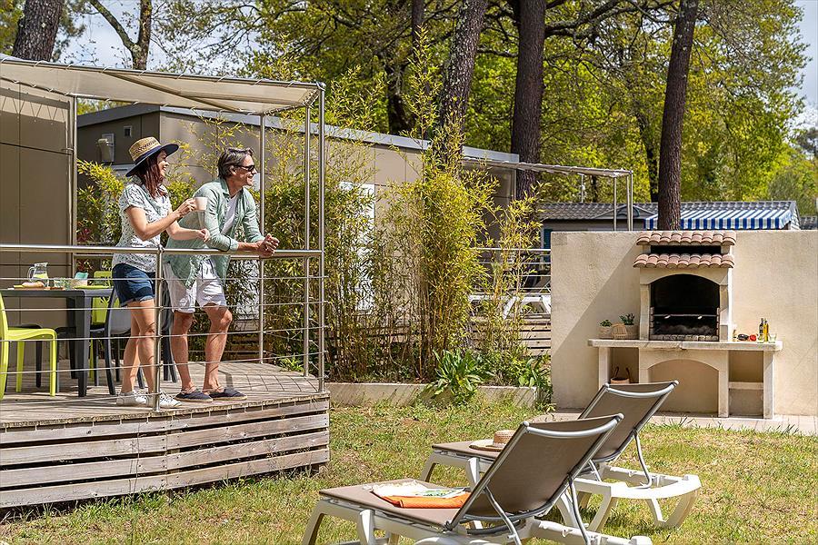 Camping Sandaya L'Orée du Bois bij Les Mathes (Charente-Maritime)