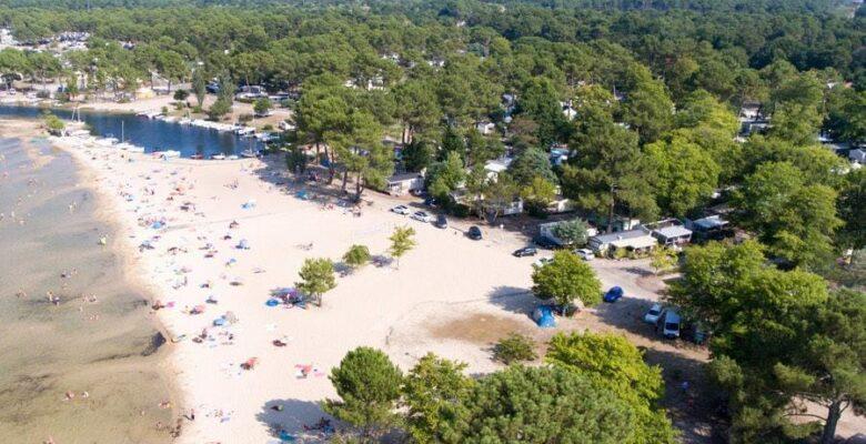 Aanbiedingen en korting Camping Campéole Navarrosse Biscarrosse
