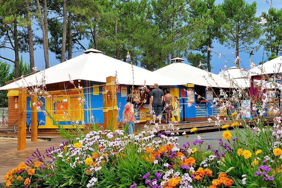 Camping Campéole Navarrosse in Biscarrosse is een kindvriendelijke camping in Frankrijk