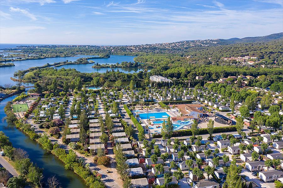 Camping Sandaya Riviera d'Azur Saint-Aygulf