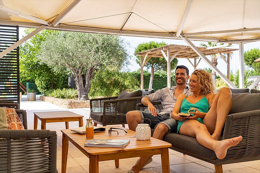 Camping Sandaya Riviera d'Azur bij Saint-Aygulf (Var)
