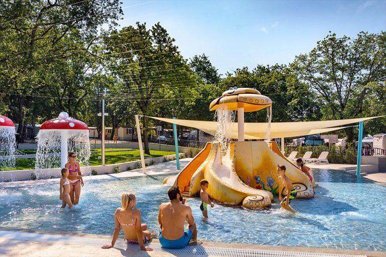 Aanbiedingen en korting Aminess Maravea Camping Resort Novigrad