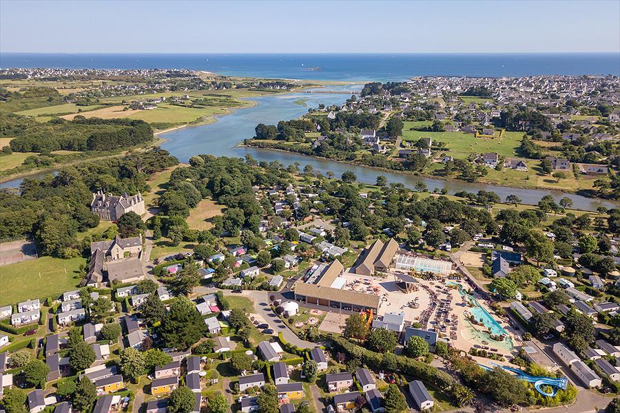 Aanbiedingen en korting Camping Yelloh! Village L'Océan Breton Plobannalec-Lesconil
