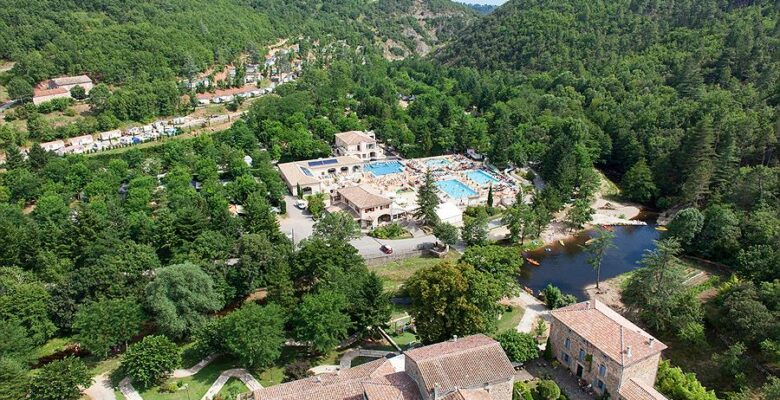 Aanbiedingen en korting Camping Sunêlia Domaine Les Ranchisses Largentière