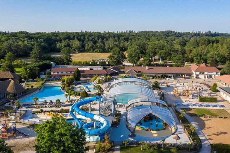 Aanbiedingen en korting Camping Sandaya Les Alicourts Resort Pierrefitte-sur-Sauldre