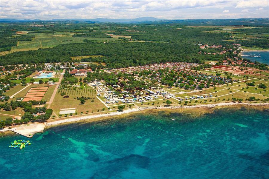 Camping Park Umag bij Umag (Istrië)