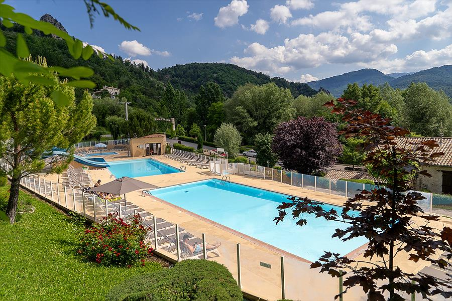 Aanbiedingen en korting Camping Sandaya Domaine du Verdon Castellane