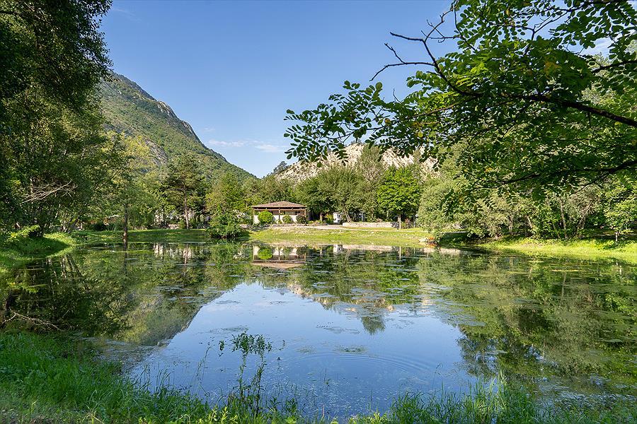 Camping Sandaya Domaine du Verdon in Castellane is een kindvriendelijke camping in Frankrijk
