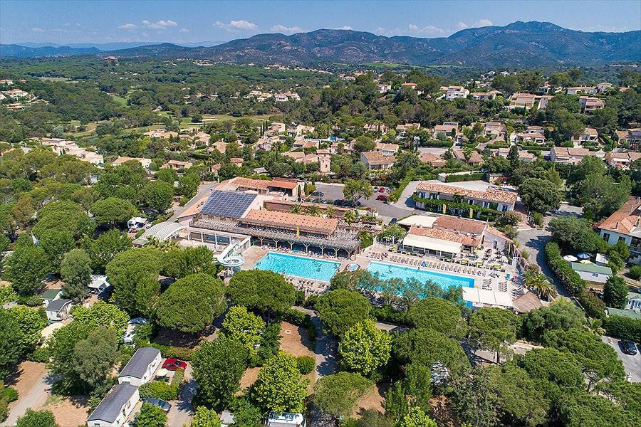 Aanbiedingen en korting Camping Sandaya Douce Quiétude Saint-Raphaël